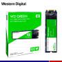 SSD WESTERN DIGITAL GREEN 480GB M.2 SATA