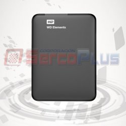 DISCO EXTERNO WESTERN DIGITAL ELEMENTS 1TB