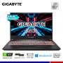 "LAPTOP GAMING GIGABYTE G5 KC, CORE I5-10500H, 16GB, SSD 512GB, GEFORCE RTX 3060P, 15.6"" IPS 240HZ, WINDOWS 10."