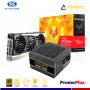 PromoPlus: VGA SAPPHIRE NITRO+ RADEON RX 6700 XT 12GB + FUENTE ANTEC NE700G ZEN GB