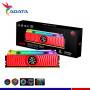 MEM. RAM ADATA SPECTRIX D80, RGB 8GB DDR4 8GB DDR4 3200 MHZ