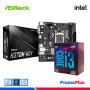 PromoPlus: INTEL CORE I3-9100 + MAINBOARD ASROCK H370M-HDV