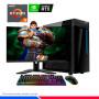 Pc gaming Plus Ryzen 5 5600X, 16GB, GEFORCE RTX 2060, SSD 500GB, F/650W