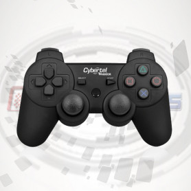 GAMEPAD WIFI BLK CYB G890W PS2+PS3+USB