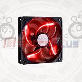 COOLER CASE CM SICKLEFLOW 120MM RED LED