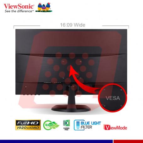 "MONITOR VIEWSONIC LED VA2261-2 21.5"""