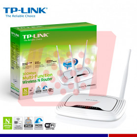 ROUTER TPLINK WR842ND