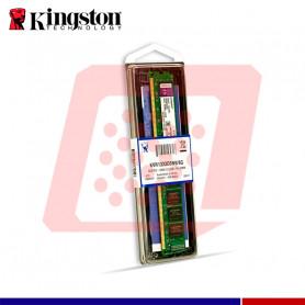 MEM. RAM KINGSTON VALUE 8GB DDR3 1333 MHZ