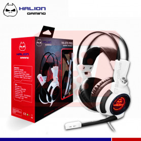AURICULAR HALION GAMING X70 PRO 5.1 USB LED