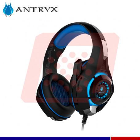 AURICULAR GAMING ANTRYX RASOP BLUE 2.1