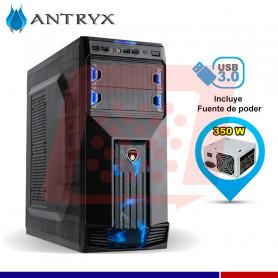 CASE ANTRYX ELEGANT BLACK AEGIS 350W