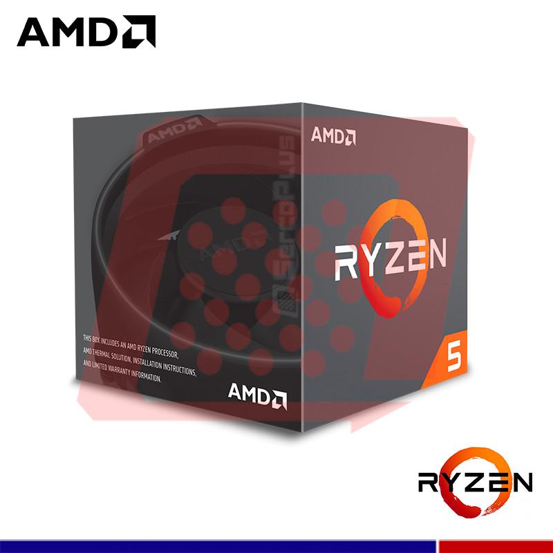 PROCESADOR AMD RYZEN 5 1600 AM4