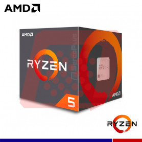 PROCESADOR AMD RYZEN 5 1400 AM4