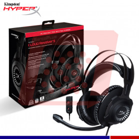 AURICULAR GAMING HYPERX CLOUD REVOLVER S