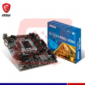 MAINBOARD MSI B250M PRO-VDH DDR4 1151