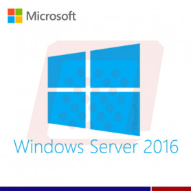 WINDOWS SERVER 2016 64-BIT SP