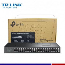SWITCH TPLINK 48 PUERTOS TL-SF1048