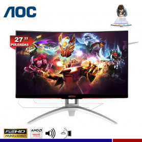 MONITOR GAMING AOC AG272FCX 27""