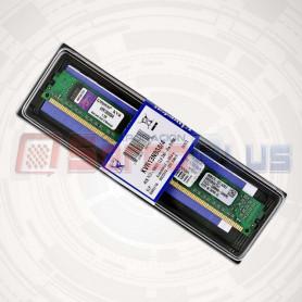 MEM. RAM KINGSTON VALUE 4GB DDR3 1333 MHZ
