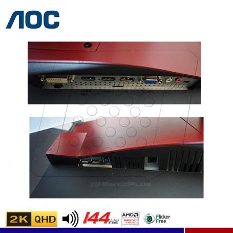 "MONITOR GAMING AOC AGON AG241QX 23.8"""