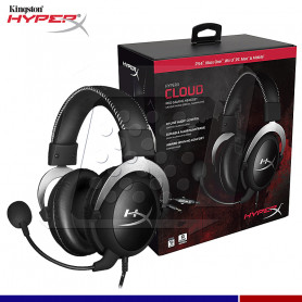 HYPERX CLOUD SILVER PRO GAMING