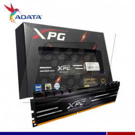 MEM. RAM A-DATA XPG BLACK 8GB DDR4 2666 MHZ