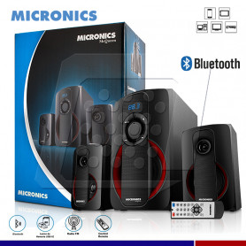 PARLANTE MICRONIS MCQUEEN MIC-S7028BT