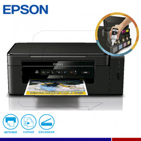 EPSON MULTIFUNCION WIFI L395