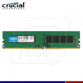 MEM. RAM CRUCIAL 4GB DDR4 2400 MHZ