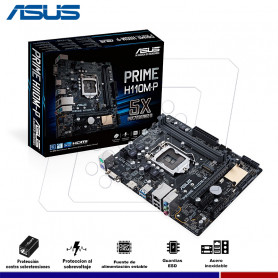 MAINBOARD ASUS PRIME H110-P DDR4