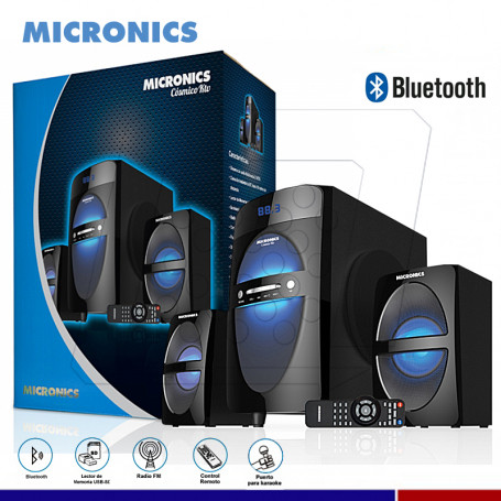 PARLANTE MICRONICS COSMICO MIC-S7069KTV