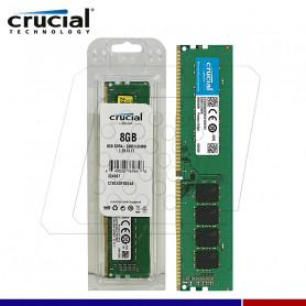 MEMORIA CRUCIAL DDR4 8GB 2400 MHZ