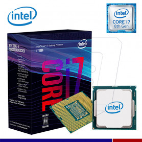 PROCESADOR INTEL CORE I7-8700