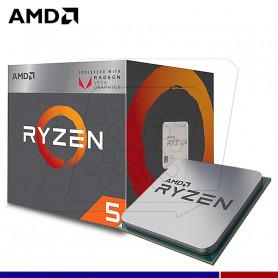 PROCEADOR AMD RYZEN 5 2400G