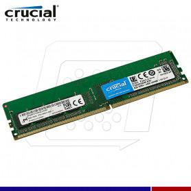 CRUCIAL 8GB DDR4 2400 MHZ