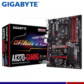 MAINBOARD GIGABYTE GA-AX370 GAMING AM4