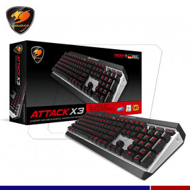 TECLADO COUGAR ATTACK-X3 MECHANIC
