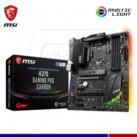 MAINBOARD MSI H370 GAMING PRO CARBON