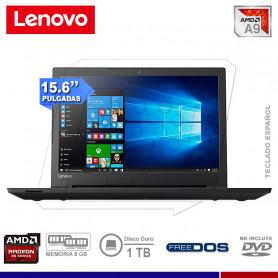 "NOTEBOOK LENOVO V110-15AST AMD A9-9410 8GB 1TB 15.6"" FREE DOS"