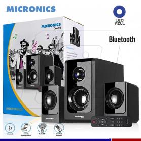 PARLANTE MICRONICS SWING MIC-S6001BT