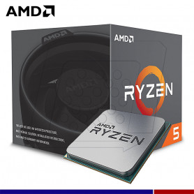 PROCESADOR AMD RYZEN 5 2600X AM4