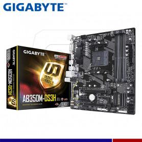 MAINBOARD GIGABYTE GA-AB350M DS3H AMD