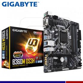 MAINBOARD GIGABYTE B360M-DS3H
