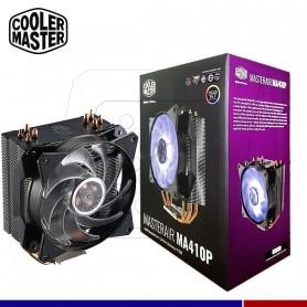 COOLER DE PROCESADOR COOLER MASTER MA410P RGB