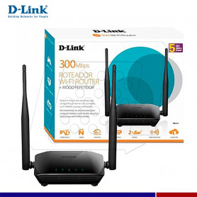 ROUTER INALAMBRICO D-LINK DIR-611