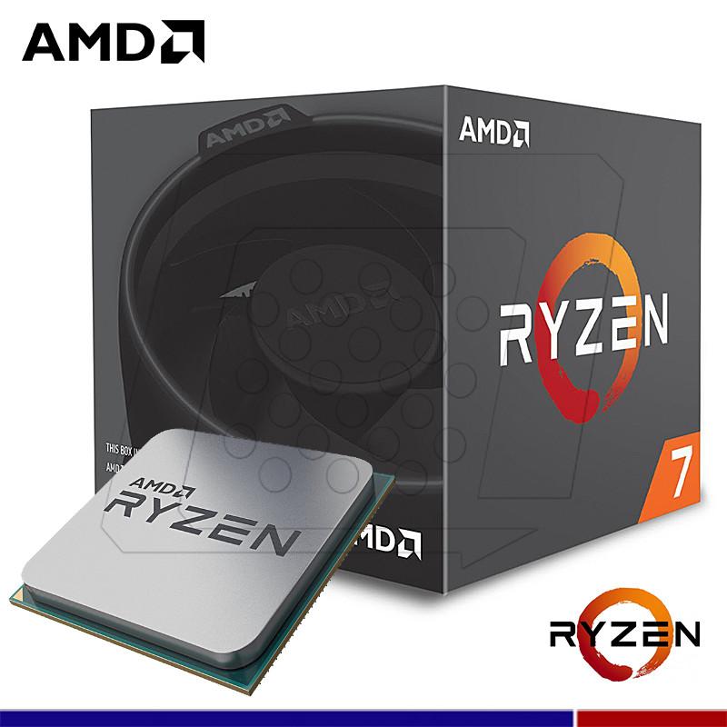 PROCESARO AMD RYZEN 7 2700 AM4