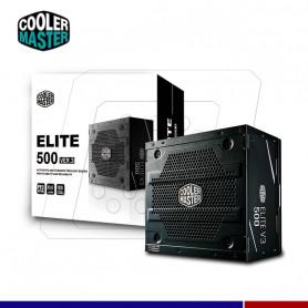 FUENTE COOLER MASTER ELITE V3 500W