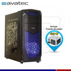 CASE AVATEC CCA-4113BL 450W