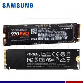 SSD SAMSUNG 970 EVO 250GB PCIE M2