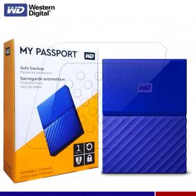DISCO EXTERNO WESTERN DIGITAL MY PASSPORT 1TB